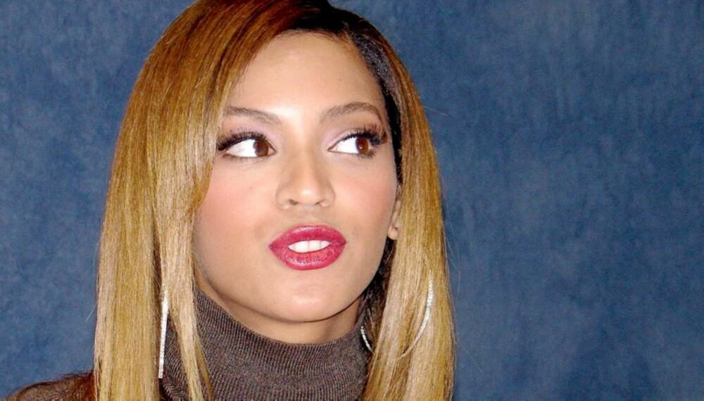 GODT GIFT: Beyoncé Knowles giftet seg med Jay-Z i april i år. Da følte hun at hun var voksen nok.