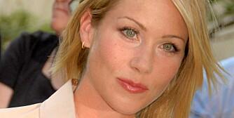 BRYSTKREFT: Christina Appelgate har fått påvist brystkreft. Heldigvis ble den oppdaget på et tidlig tidspunkt.