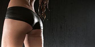 RUMPETRENING: En flott og spretten rumpe er flott, og det er viktig med god setemuskulatur. Slik forebygger du skader i blant annet knærne og ryggen, samtidig som den reduserer risikoen for strekk i lysken og hamstringen. FOTO: Jenny Mina Rødahl