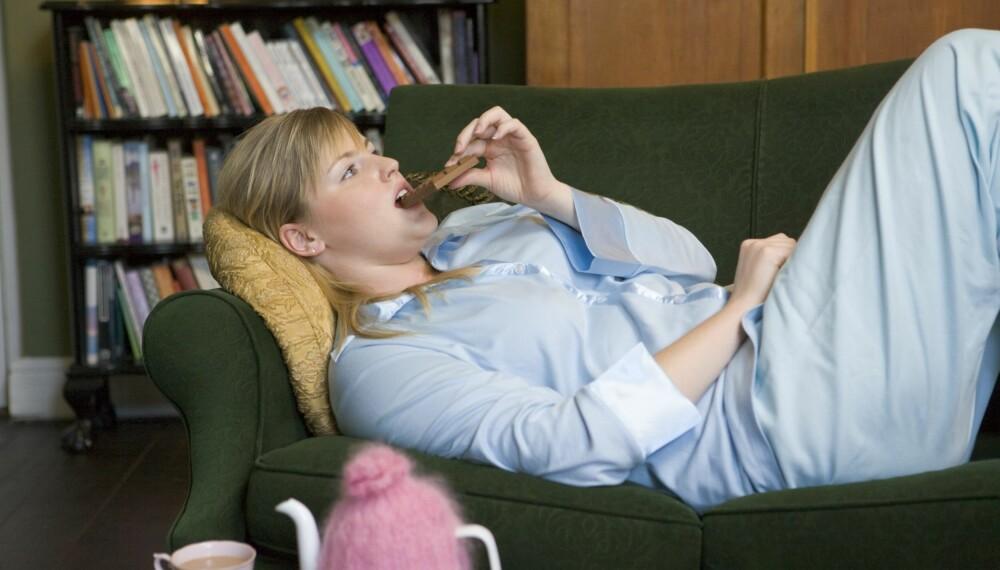 NEDI VEKT: Er du en av dem som ønsker å gå ned litt vekt etter jul? Les dette først!