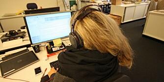 FUGLEKVITTER PÅ ØRET: Julian Treasure, lydkonsulent og foredragsholder ved Master Of Sound, mener at man stresser ned og jobber bedre med å for eksempel høre på fulgekvitter eller bølgesus mens man arbeider.