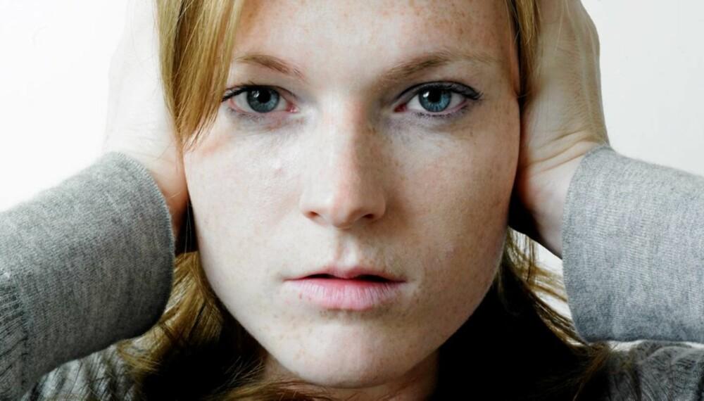 FÅR HJELP: Svenske tinnituspasienter får hjelp mot øresus over Internett.