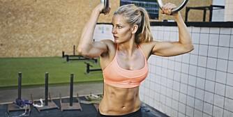 FORTSETTE? Er du tøff nok til å høre på fornuften og kroppen når både treneren og konkurranseinstinktet ditt brøler til deg?