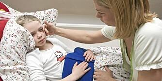 LYVER: Normenn lyver på seg sykt barn for å ta fri fra jobben.