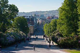 VERRE ENN ANTATT: Beregninger gjennomført av Norsk Institutt for Luftforskning viser at luftkvaliteten i Oslo i 2025 vil være verre enn tidligere antatt.  Illustrasjonsfoto: Colourbox