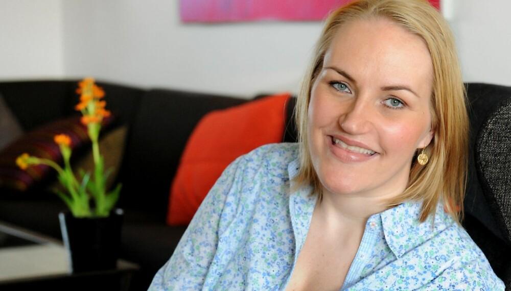 AKROMEGALI: - Jeg har hatt mye vondt. Det er ikke så rart. Jeg vokste jo, og hadde trolig voksesmerter, i tillegg til betennelsen, sier Kamilla (36) til ukebladet Hjemmet.