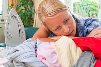 BARE SLITEN: Det er ingen spøk å være skikkelig sliten. Du kan faktisk bli så sliten at du blir syk av det.