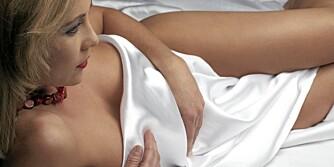 MANGLER TENNING: Én av ti kvinner lider av manglende sexlyst, ifølge en stor, amerikansk undersøkelse.