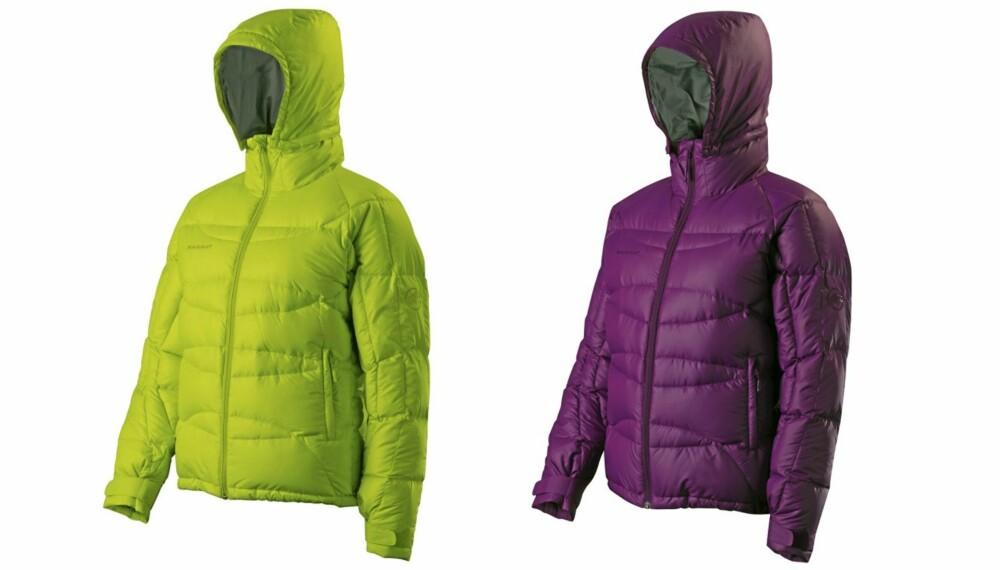 PILGRIM: Den er tynn nok til å fungere meget godt som dagligjakke samtidig som den isolerer godt nok til ulike aktiviteter ute i vinterkulda.