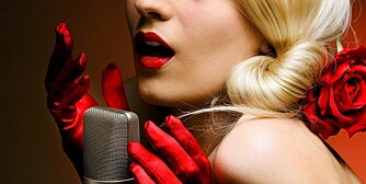 SEXY STEMME: Kvinner har mest sexy stemme når de er på sitt mest fruktbare.
