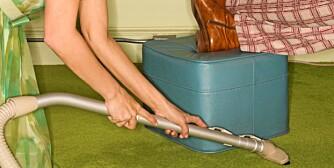 HUSARBEID: Likestilling i hjemmet øker kvinners livskvalitet. Kjæresteforholdet blir også bedre.