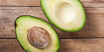 SUPERFRUKTEN AVOKADO: Å spise avokado ofte - gjerne hver dag - har mange positive sider. ILLUSTRASJONSFOTO: Colourbox