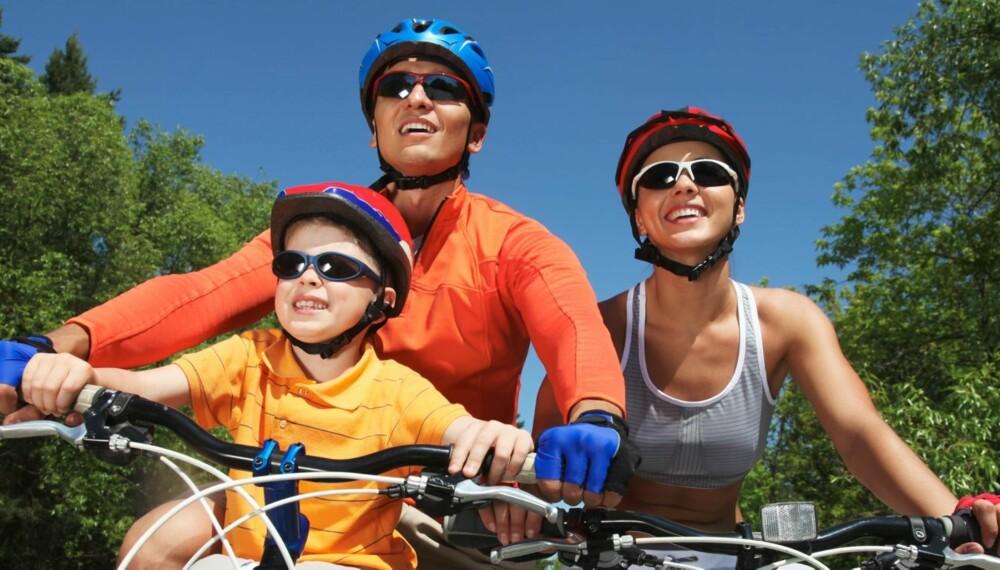 """AKTIV LIVSSTIL: 20 minutter daglig aktivitet som medfører """"raskere puls enn normalt"""", eller 75 minutter ukentlig aktivitet som medfører """"mye raskere puls enn normalt"""" er det som skal til for å opprettholde en god helse og forebygge livsstilssykdommer."""
