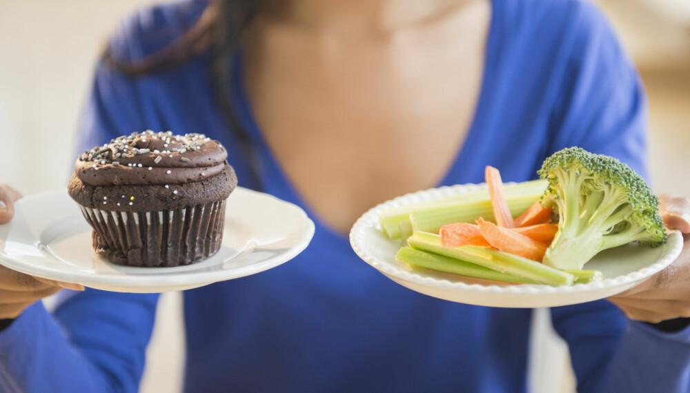 FEMDAGERS_DIETTEN: Glem 5:2 dietten - nå er det femdagers-dietten som gjelder.