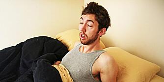 DAGEN DERPÅ: Pleier du å våkne opp og se slik ut?