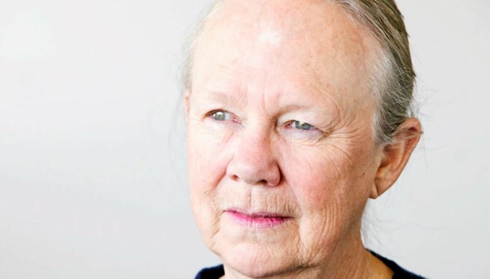 ALENE: Single har større risiko for å utvikle demenssykdommer senere i livet.