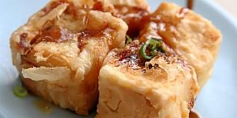TOFU: Du bør ikke spise altfor mye tofu eller andre soyaprodukter om du vil bevare hukommelsen.