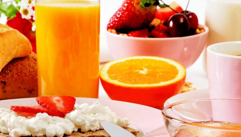 FROKOST: Reduserer risiko for overvekt
