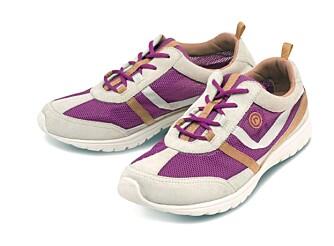RASK GANGE: Du må ikke nødvendigvis jogge. Det viktigste er at distansen er den samme.