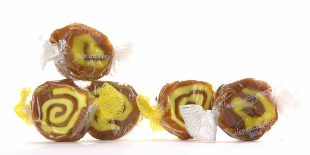 ENERGIKICK: Søtsaker gir et kortvarig energikick. Så synker blodsukkeret til et altfor lavt nivå.
