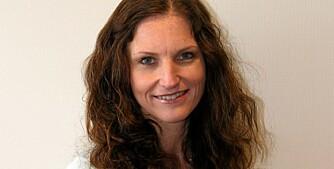 ERNÆRINGSEKSPERT: Gunn Helene Arsky har teste sauser på glass.