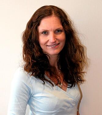 ERNÆRINGSFYSIOLOG: Gunn Helene Arsky.