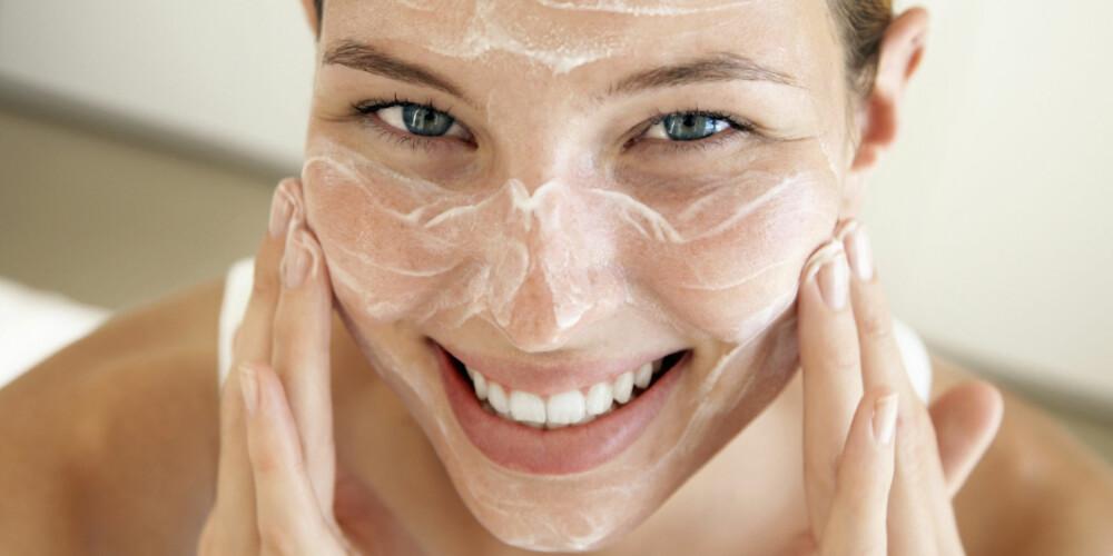 PARABENER: Parabener tilsettes i kosmetikk for å hindre bakterievekst.