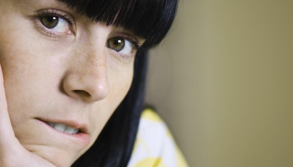 PSYKISKE LIDELSER: - Når du ser endringer hos deg selv som vedvarer over tid, kan det være tegn på at du trenger hjelp, sier Rikke Philippi i Mental Helse.