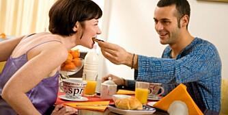 USUNT MYE SALT: En vanlig, norsk frokost med kjøpebrød, ost, kjøttpålegg og italiensk salat inneholder mye salt. Og frokostblandinger inneholder rikelig med både sukker og salt.