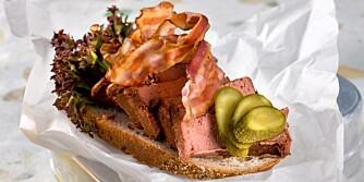JERNFATTIGE: Selv om vi spiser mye kjøtt, leverpostei og annen jernrik kost i Norge, er jernmangelen utbredt.