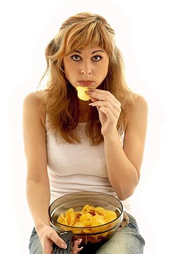 PASS PÅ: Hva slags fett du spiser, kan påvirke hjertefrekvensen.