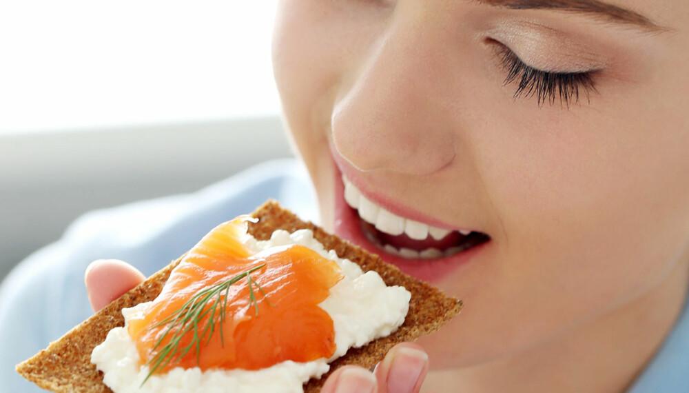 FROKOST: Dropper du frokosten, blir det mye vanskeligere å gå ned i vekt.
