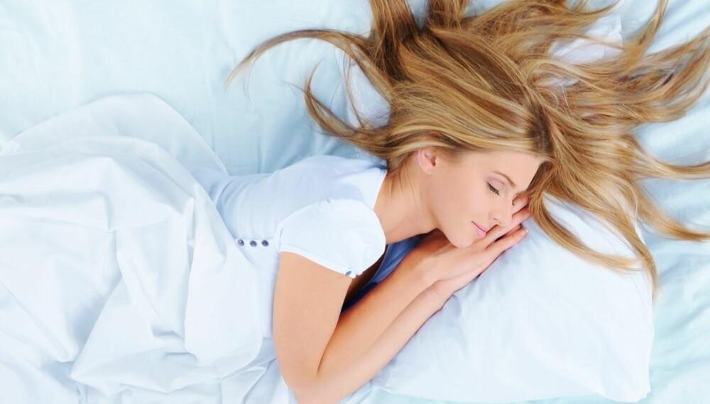 VELG RIKTIG: Valg av sovestilling kan ha stor betydning for hvor du får smerter og hvor godt du sover.