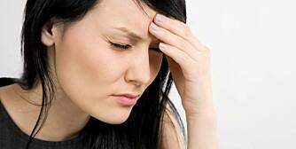 KROPPEN SIER FRA: Ta kroppens signaler på alvor og gå til legen om det oppstår forandringer du ikke forstår.