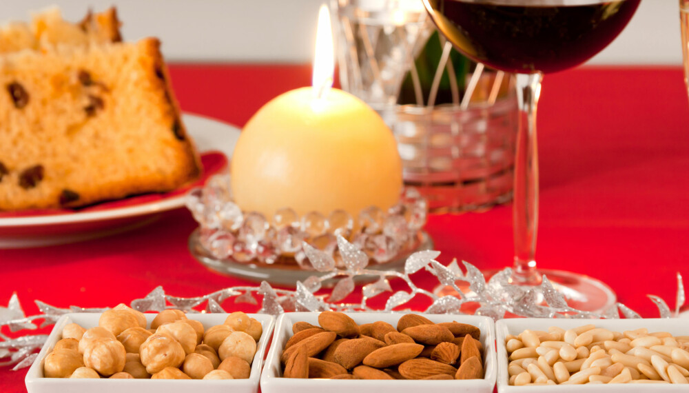 FØRJULSKOS: Det er lov å kose seg i jula. Med riktig snacks! ILLUSTRASJONSFOTO: Colourbox