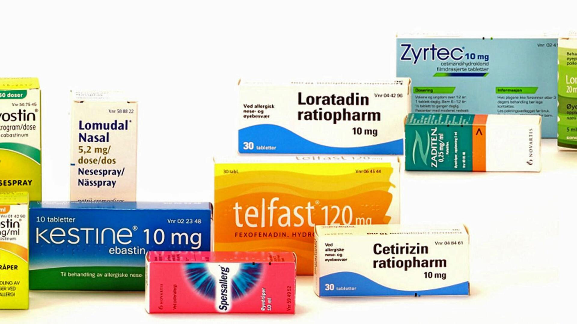 033de4df3 Så mye kan du spare på å bytte allergimedisin - Medikamenter
