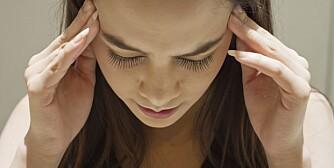 JERNMANGEL: Trøtthet, slapphet og hodepine er vanlige tegn på jernmangel.