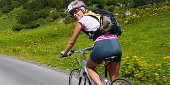 SMERTER: Mange syklister opplever smerter og nummenhet i underlivet etter å ha syklet en stund.