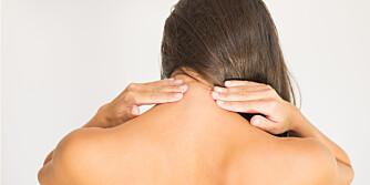 Fibromyalgi: Har vondt i musklene dine, kan det hende du har fibromyalgi. ILLUSTRASJONSFOTO: Colourbox