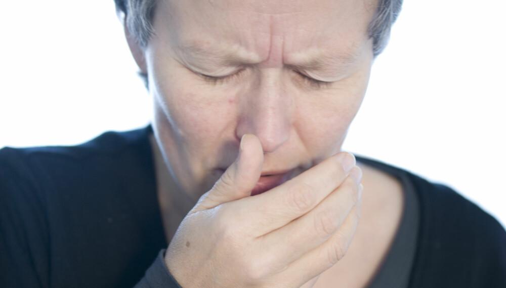 LUNGESYKDOM: Får du lungebetennelse og feber etter en tur til Midtøsten eller Sør-Korea, bør du ringe legen.