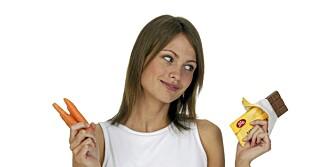 SØTSUG: Det er tøft å venne seg av sukker dersom man er vant til å spise mye av det - søtsuget er vaneavhengig.