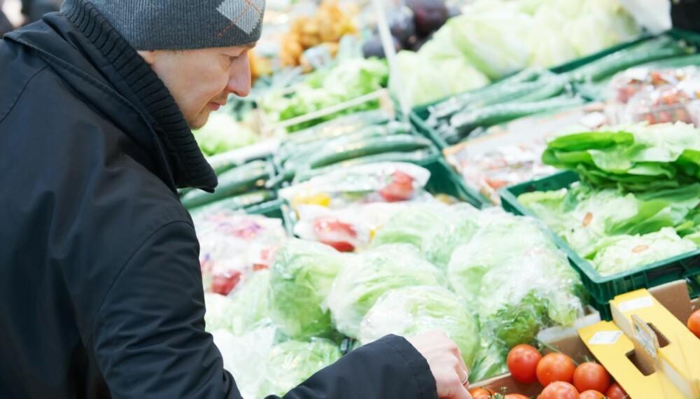 SUNNEST: På denne tiden er det heller frysedisken enn ferskvaredisken du bør plukke fra. Frosne grønnsaker har mer vitaminer enn ferske vinter og vår.