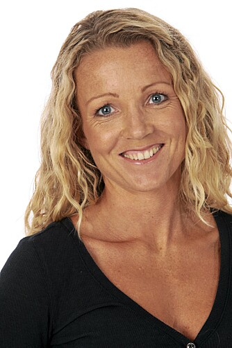 Ernæringsfysiolog Cathrine Borchsenius
