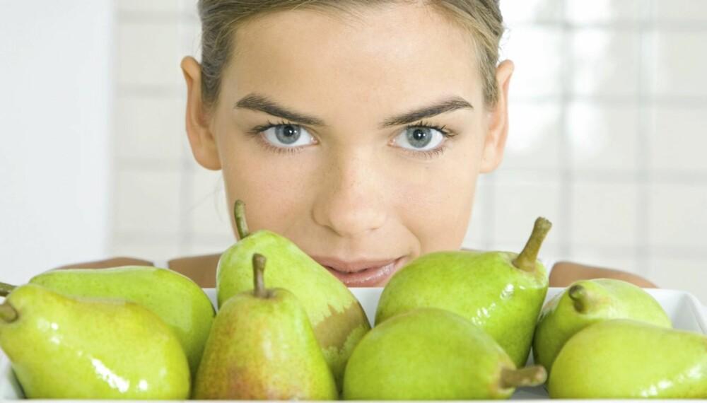 DU BLIR HVA DU SPISER: Her er ernæringsekspertens 10 råd for et sunnere kosthold.