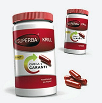 """GREIT NOK: Etter å ha moderert krillreklamen, får Røkke lov å si at krill er """"""""bra for hjerte, hjerne, hud og ledd""""""""."""