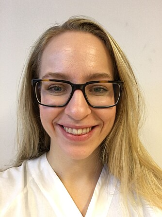 Klinisk ernæringsfysiolog Mari Eskerud. ved Eskerud ernæring