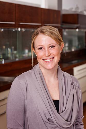 Klinisk ernæringsfysiolog Kaja Helland-Kigen i Opplysningskontoret for Meieriprodukter