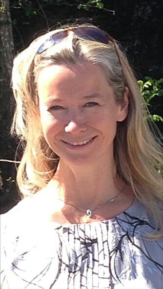 Ernæringsfysiolog Helene Aure