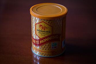 HONNING FOR KROPP OG SJEL: Smaker søtt og har mange gode egenskaper. FOTO: Pål Rødahl