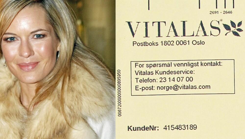 FULL FART: Et av datterselskapene til Midelfart Sonesson, hvor Celina Midelfart (37) er medeier, beskyldes for lugubre salgsmetoder.